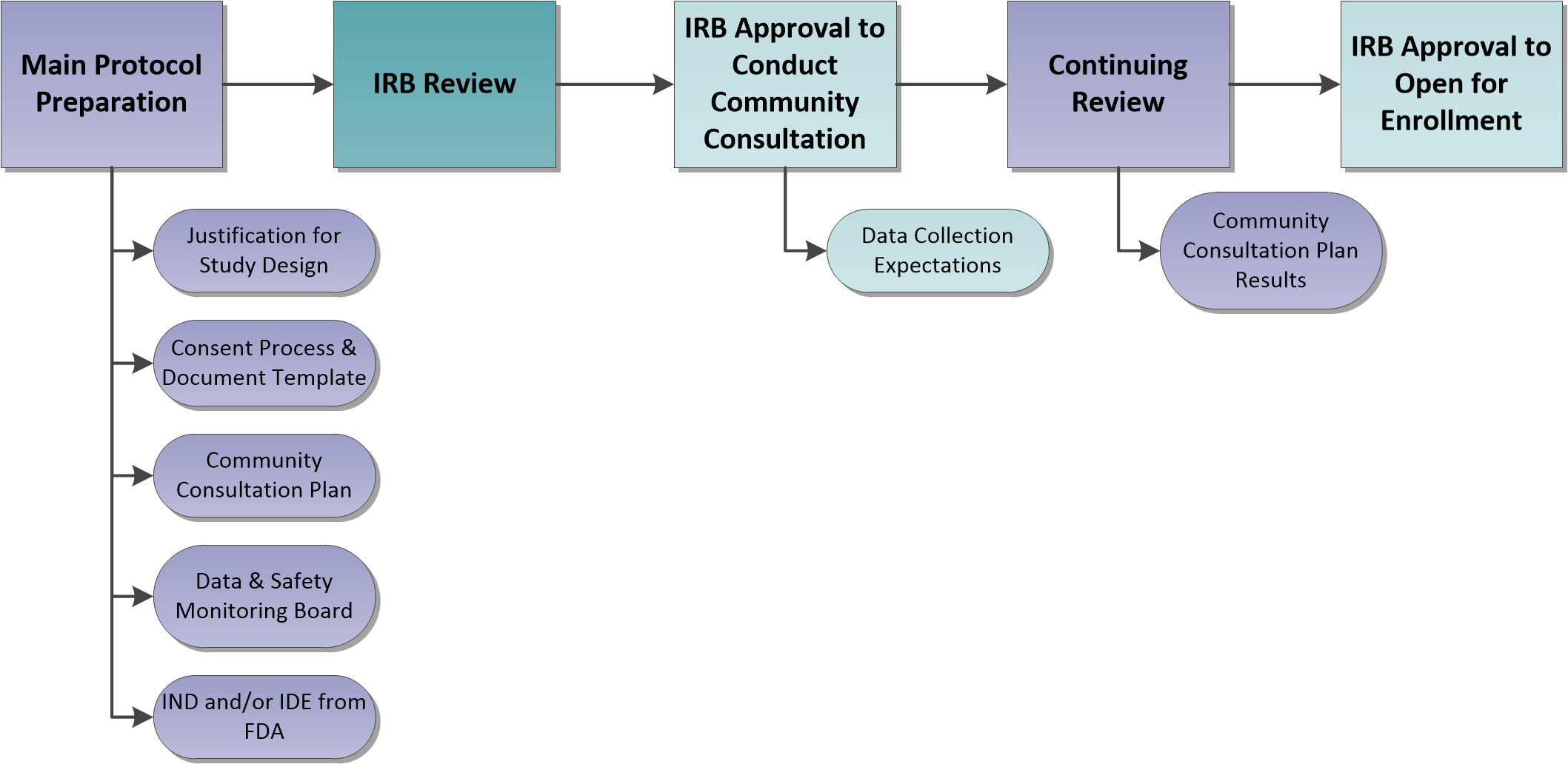 EFIC Process Graphic